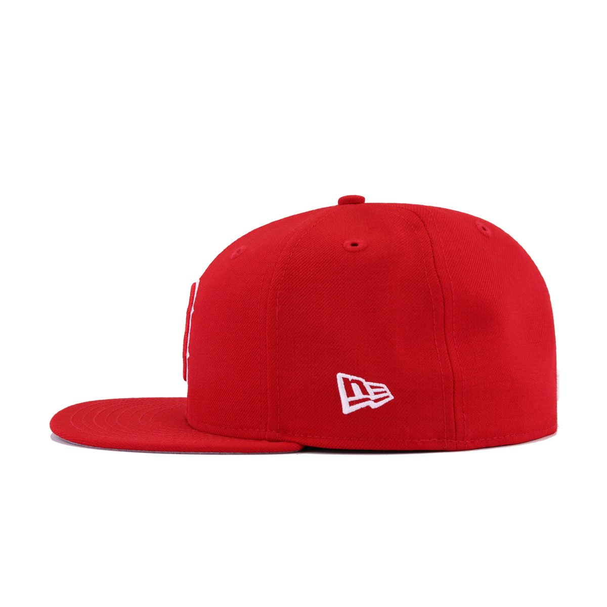 Boston Red Sox Scarlet New Era 59Fifty Fitted