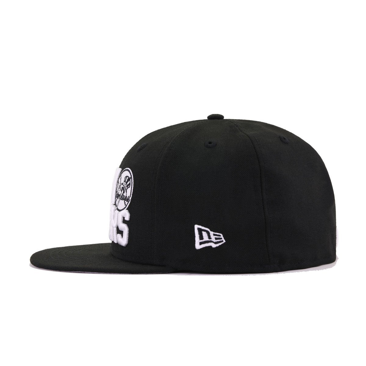 New York Yankees Black Bronx Bombers New Era 59Fifty Fitted