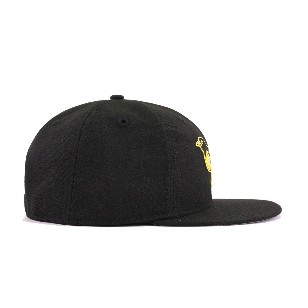 Baltimore Orioles Black Ombre Gold New Era 9Fifty Snapback