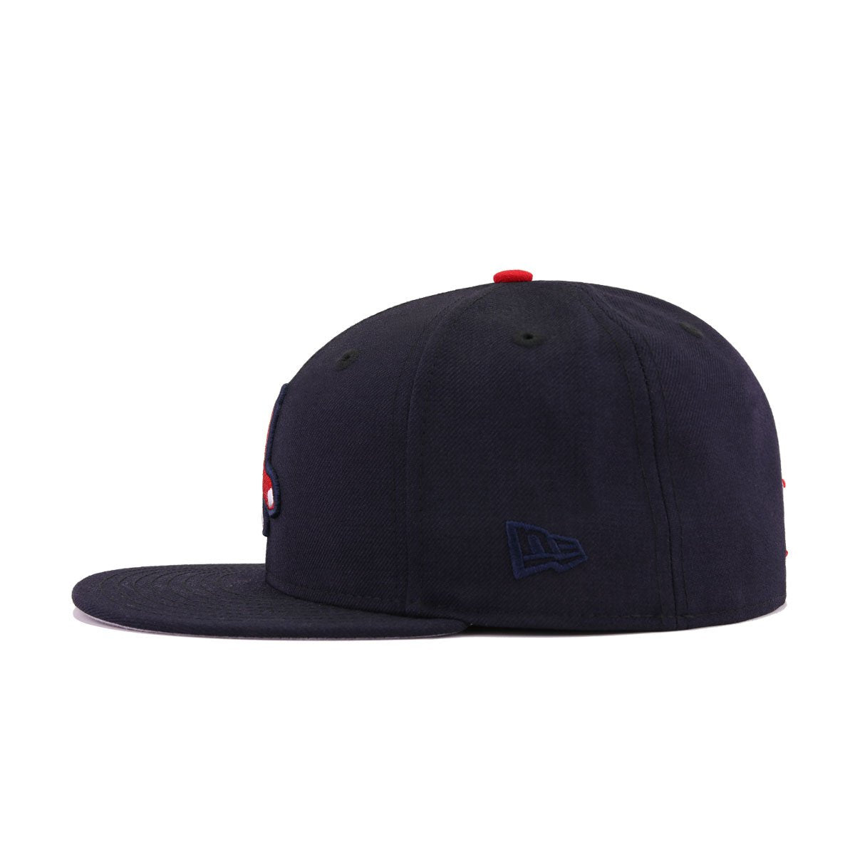 Boston Red Sox Navy Socks New Era 59Fifty Fitted