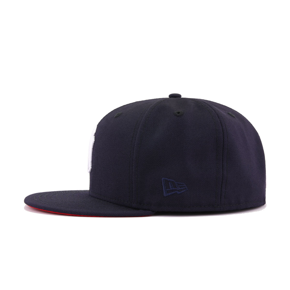 New York Yankees Navy Red Bottom New Era 59Fifty Fitted
