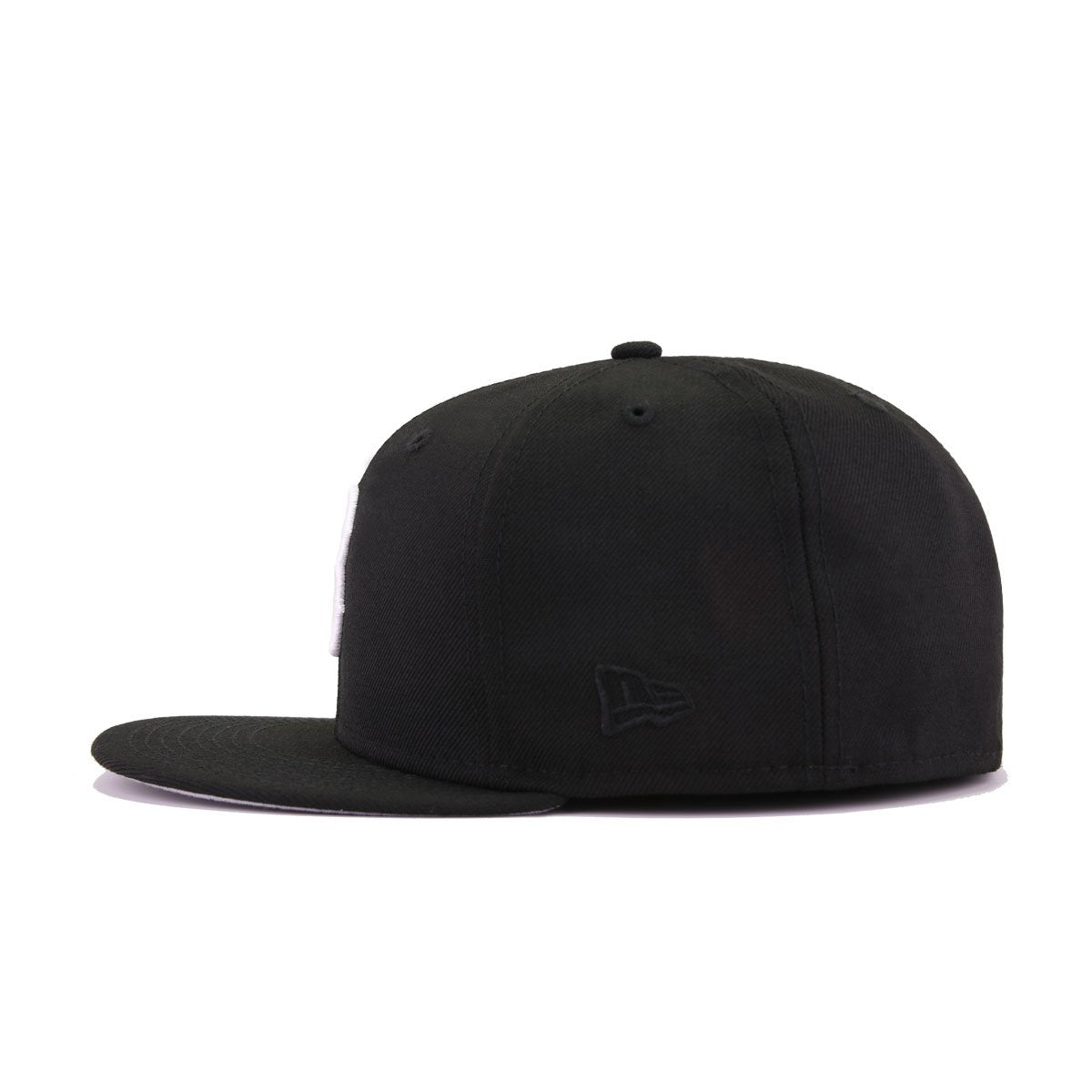 Brooklyn Dodgers Black New Era 59Fifty Fitted