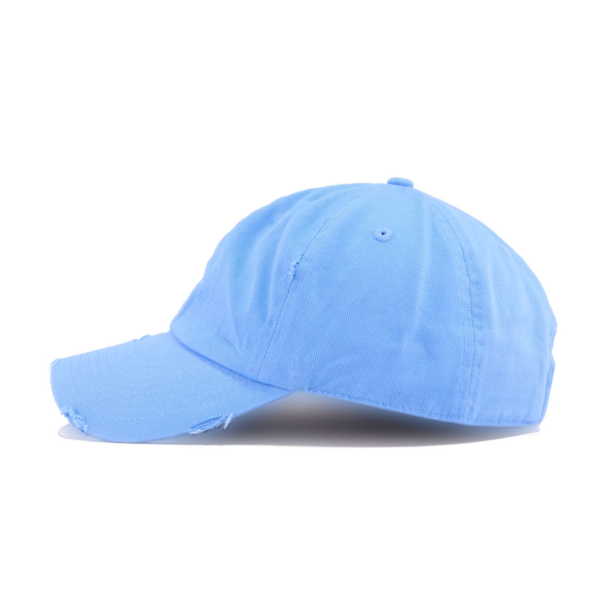 Distressed Sky Blue KBEthos Vintage Dad Hat