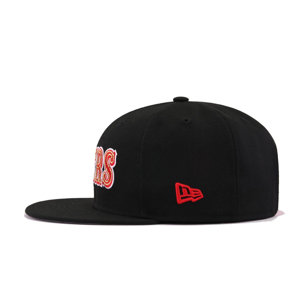 the latest c5a67 b1bc4 San Francisco 49ers Black Super Bowl 24 New Era 9Fifty Snapback