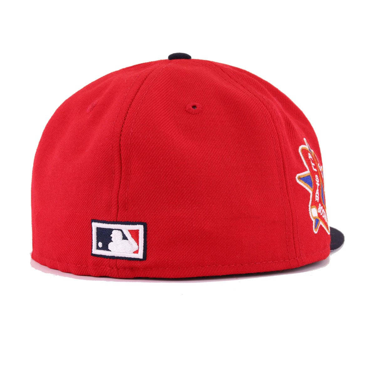 new product a46e8 1e2c7 Boston Red Sox Scarlet Navy Cooperstown 1961 All Star Game New Era 59Fifty  Fitted