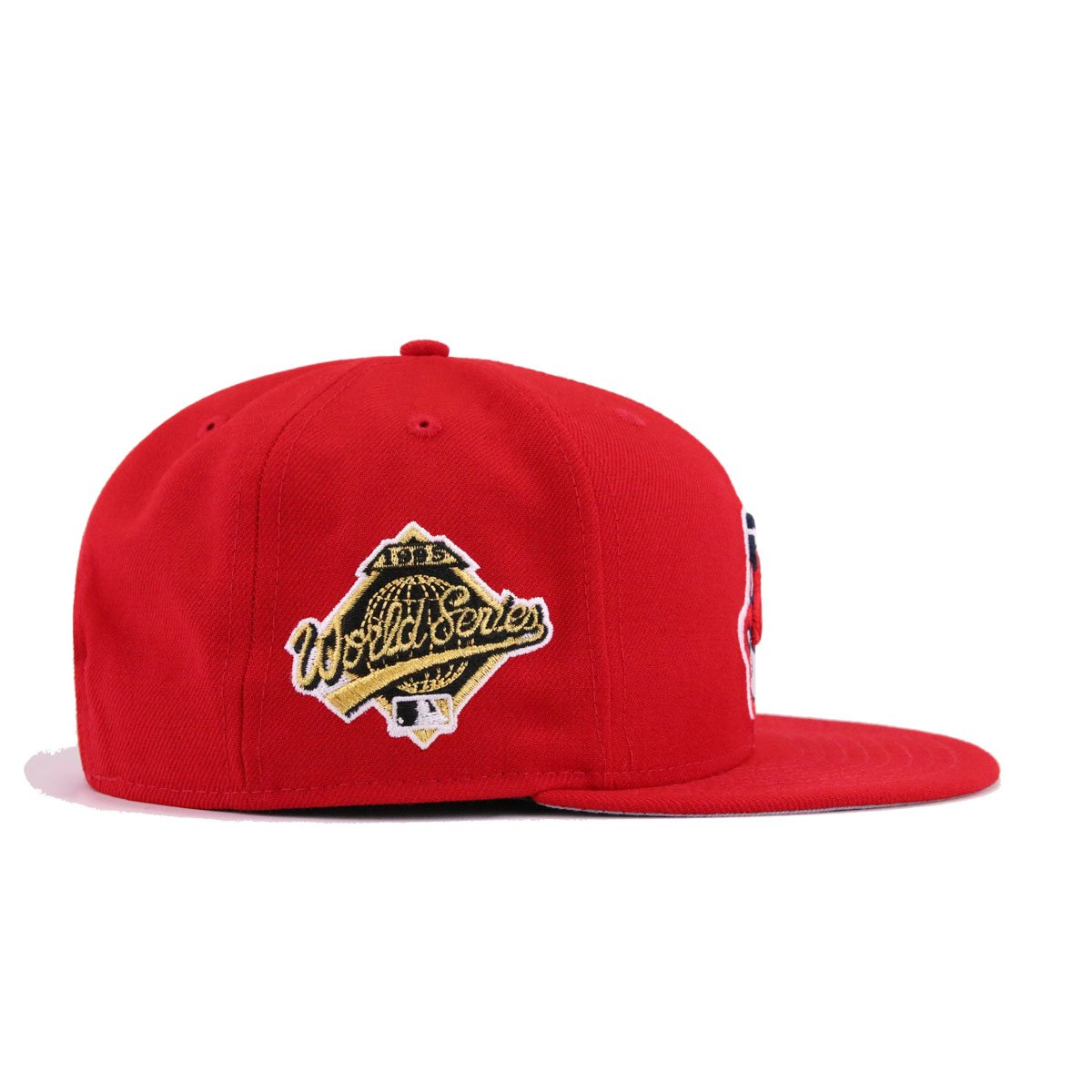 finest selection c51eb 3e4ac ... discount code for cleveland indians scarlet 1995 world series  cooperstown new era 9fifty snapback c8e96 9ece3