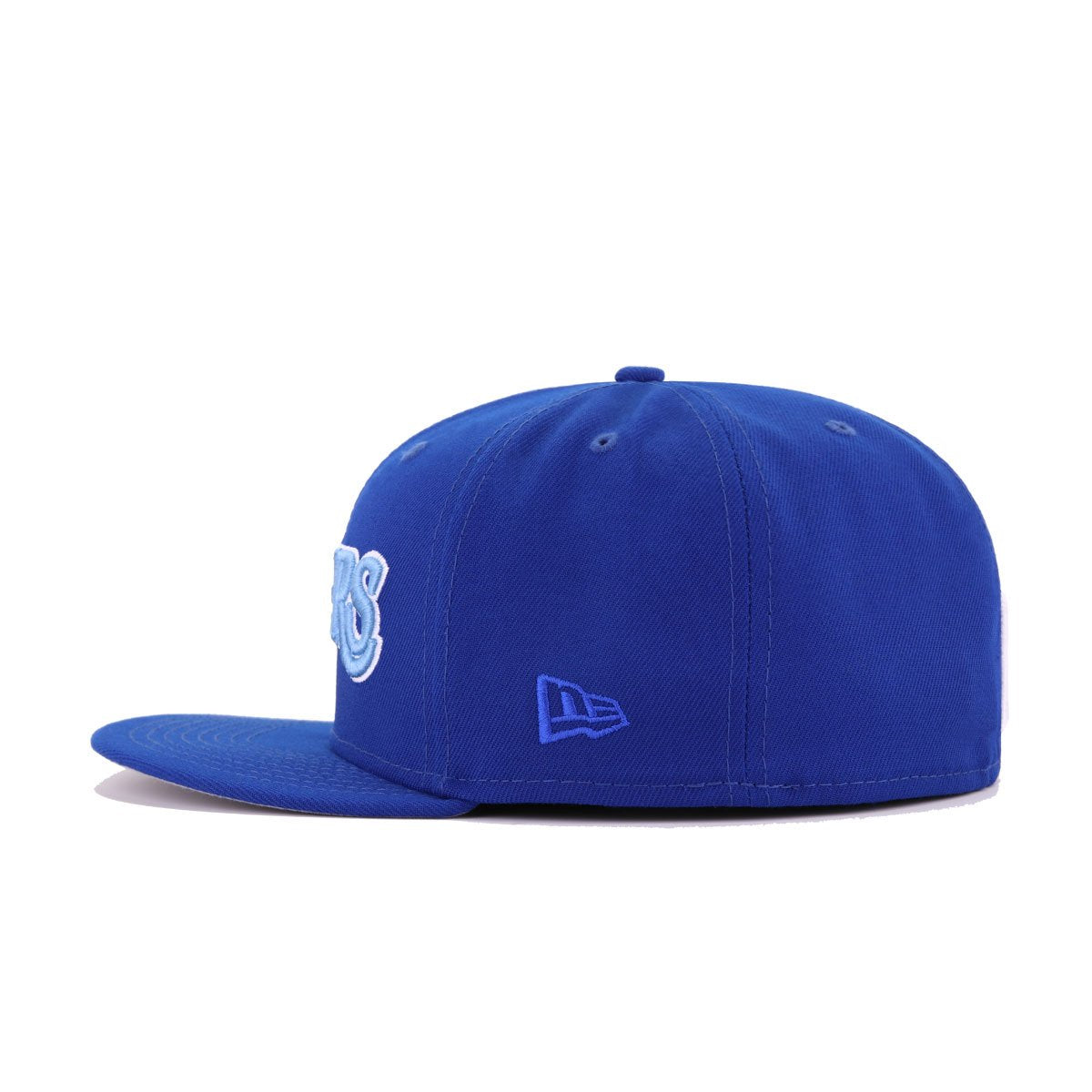 Los Angeles Lakers Light Royal Blue New Era 59Fifty Fitted