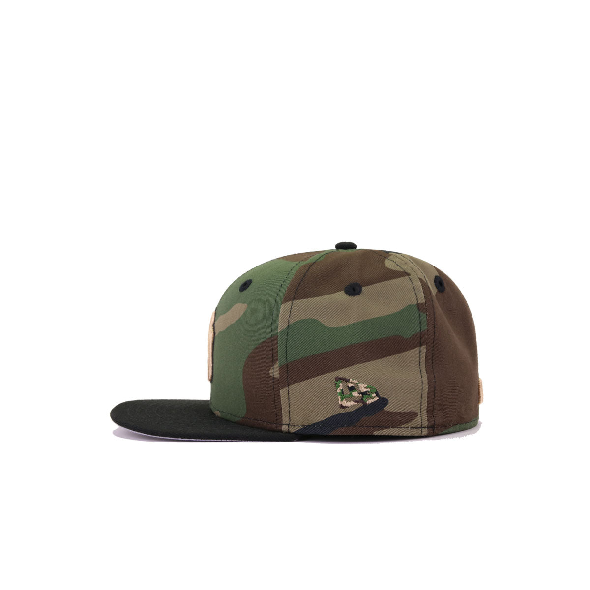 KIDS New York Yankees Woodland Camouflage Black New Era K59Fifty Fitted