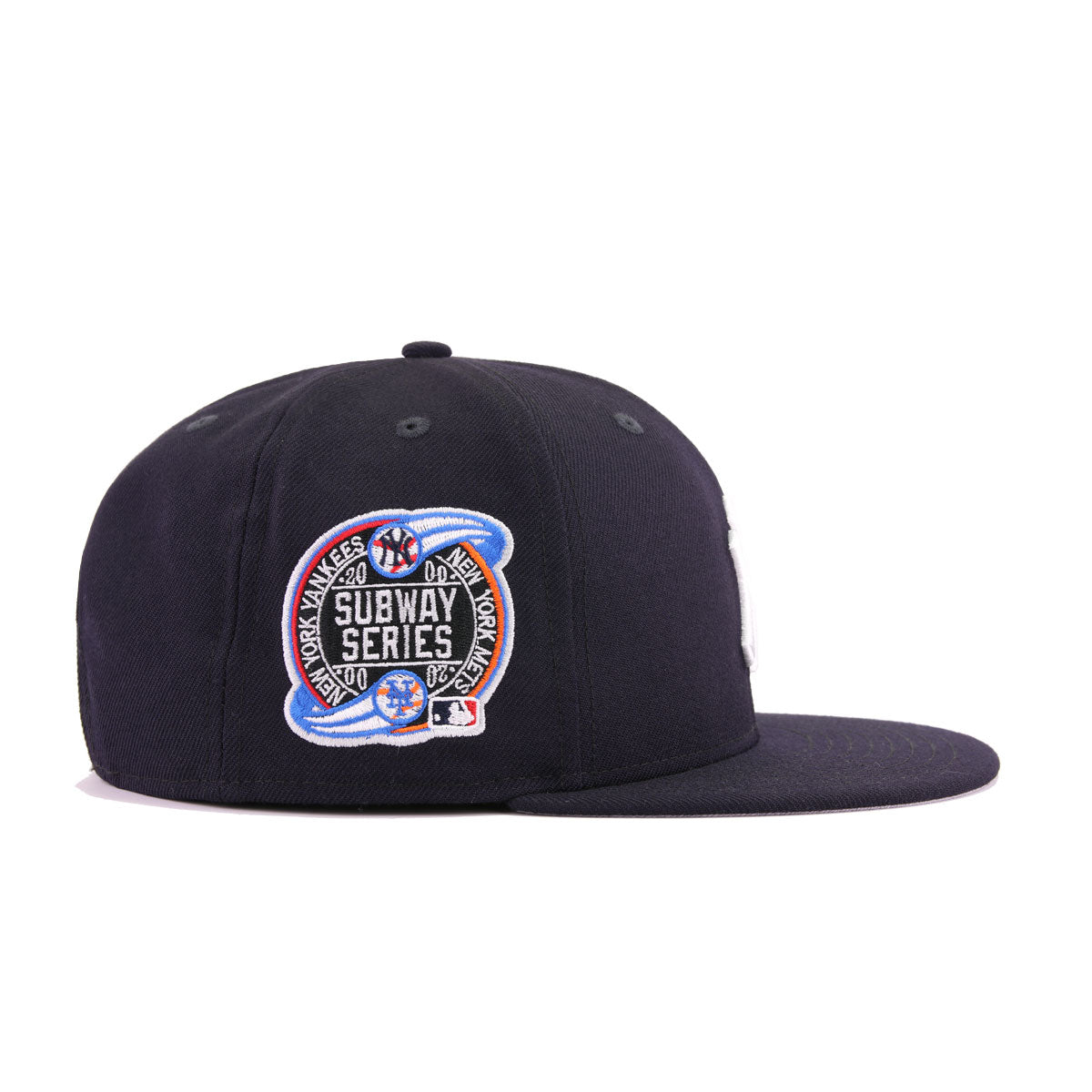 New York Yankees Navy Cooperstown Subway Series New Era 9Fifty Snapback db7c4331000