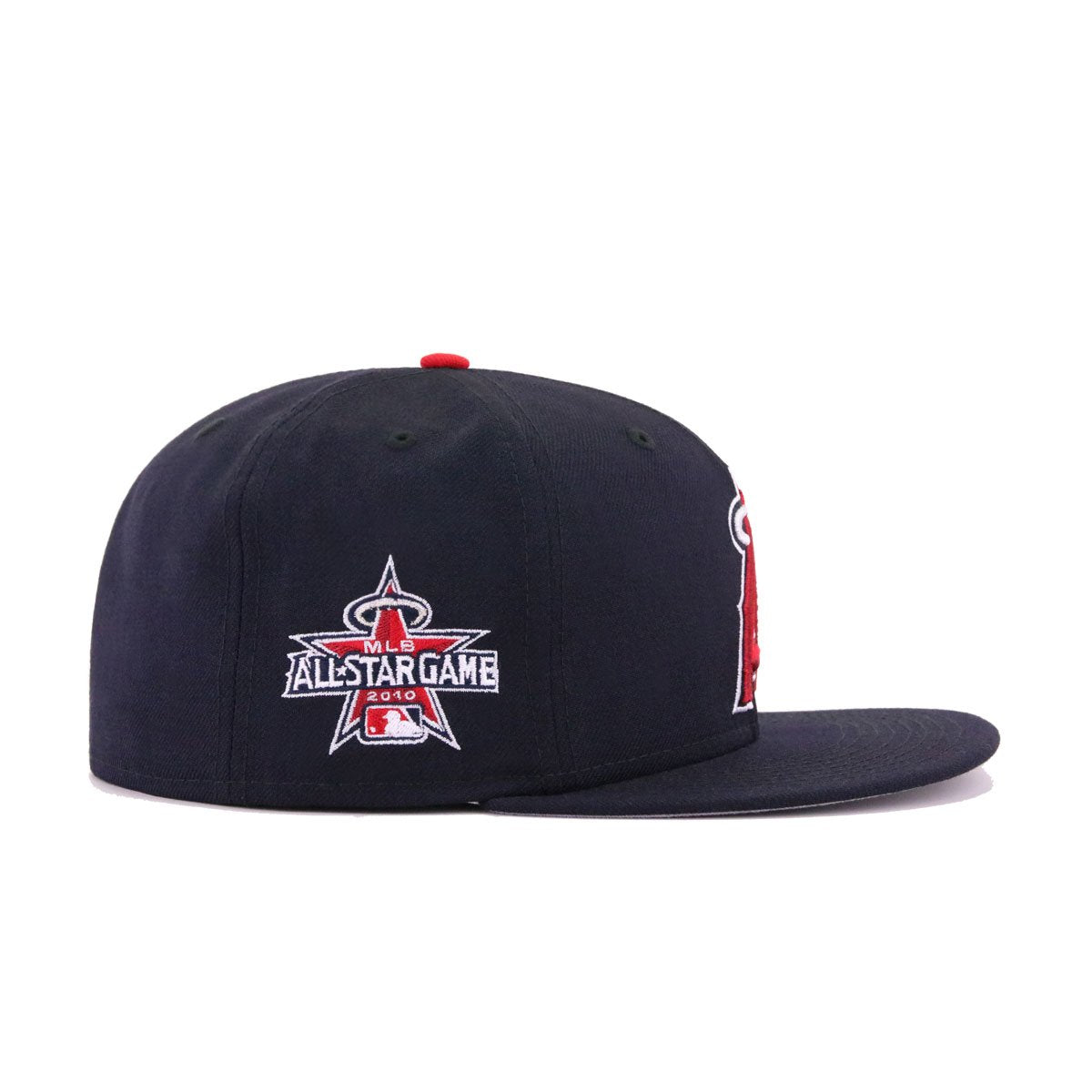 order exclusive deals classic shoes Los Angeles Angels Navy Cooperstown 2010 All Star Game New Era 59Fifty