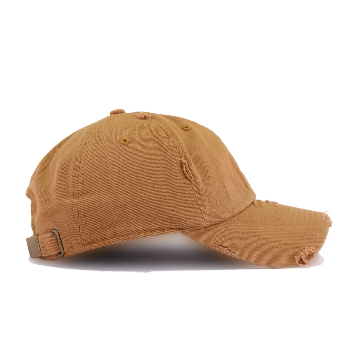 Distressed Tan KBEthos Vintage Dad Hat