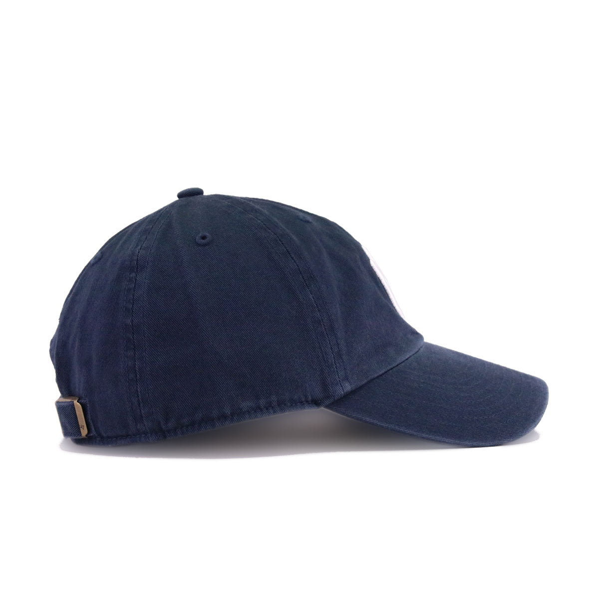 New York Yankees Navy 47 Brand Clean Up Dad Hat