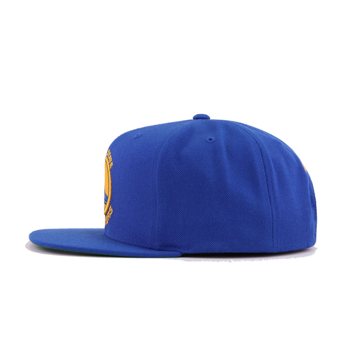 Golden State Warriors Light Royal Blue Mitchell and Ness Snapback
