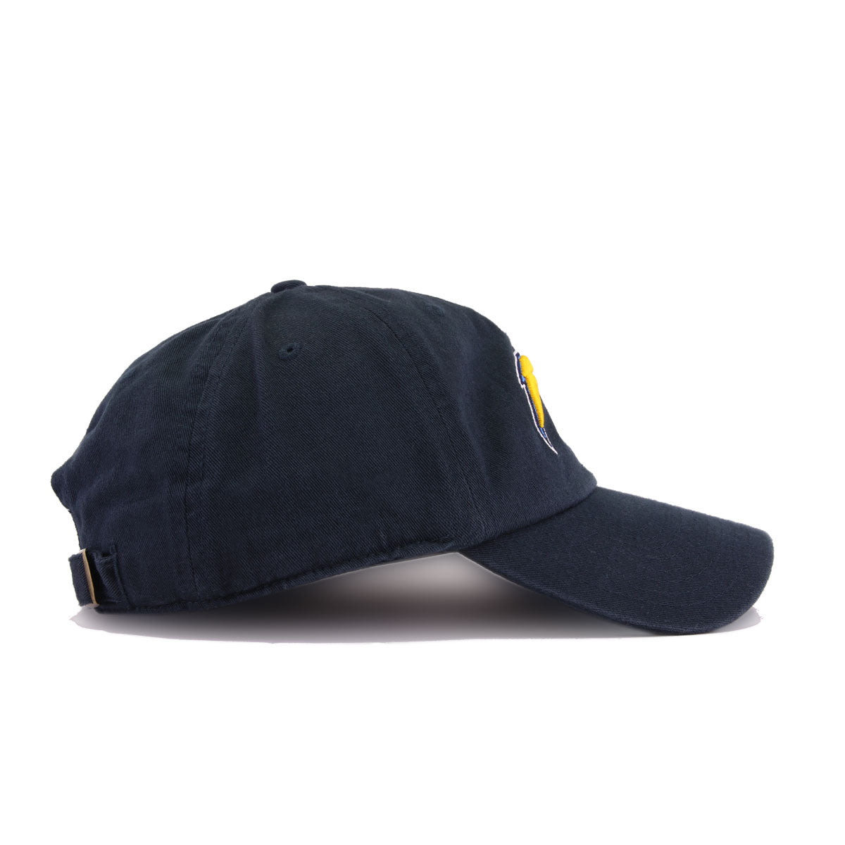10e57e37 Los Angeles Chargers Navy 47 Brand Clean Up Dad Hat