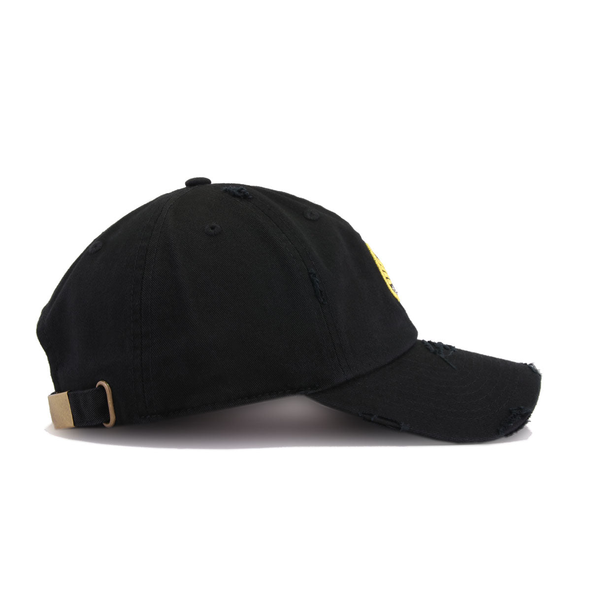 Distressed NASA Shuttle Black KBEthos Vintage Dad Hat