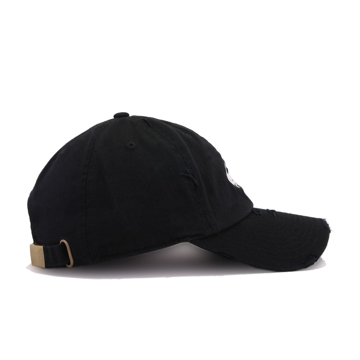 Distressed Sauce Black KBEthos Vintage Dad Hat