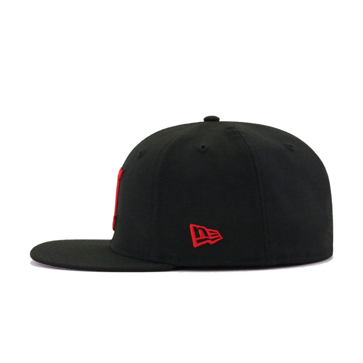 Cincinnati Reds Black 150th Anniversary New Era 59Fifty Fitted