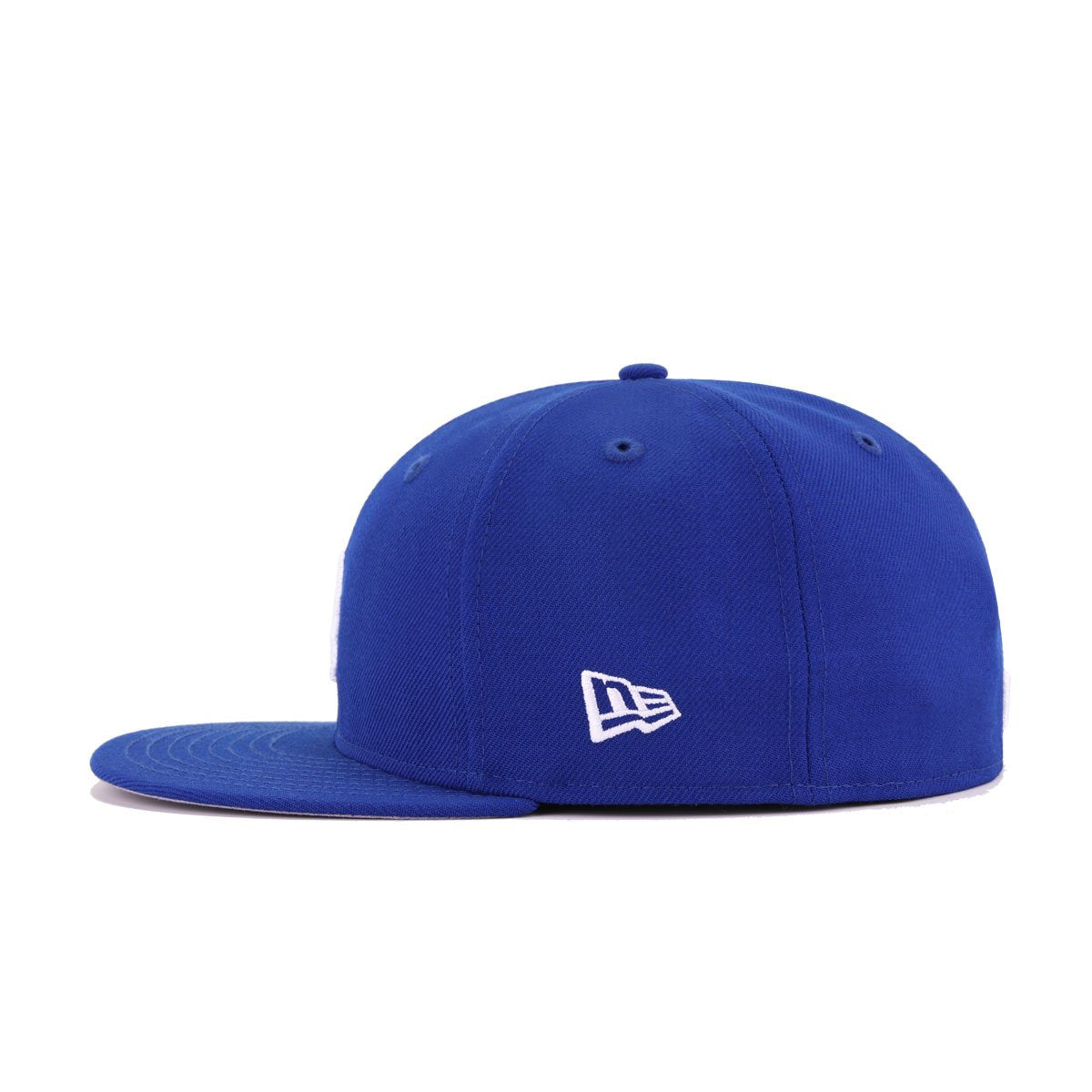 Los Angeles Dodgers Light Royal Blue 2017 World Series New Era 59Fifty Fitted
