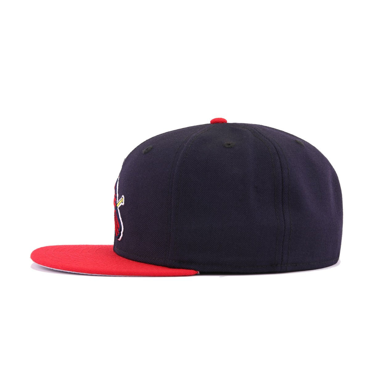 St Louis Cardinals Navy Scarlet Alternate New Era 59Fifty Fitted