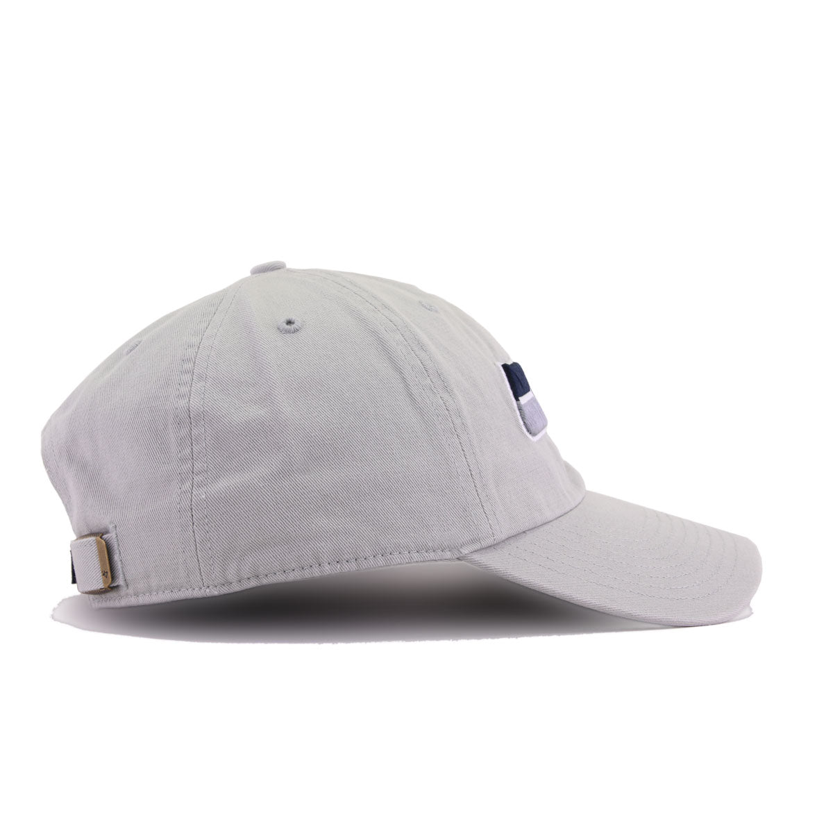 Seattle Seahawks Grey 47 Brand Clean Up Dad Hat