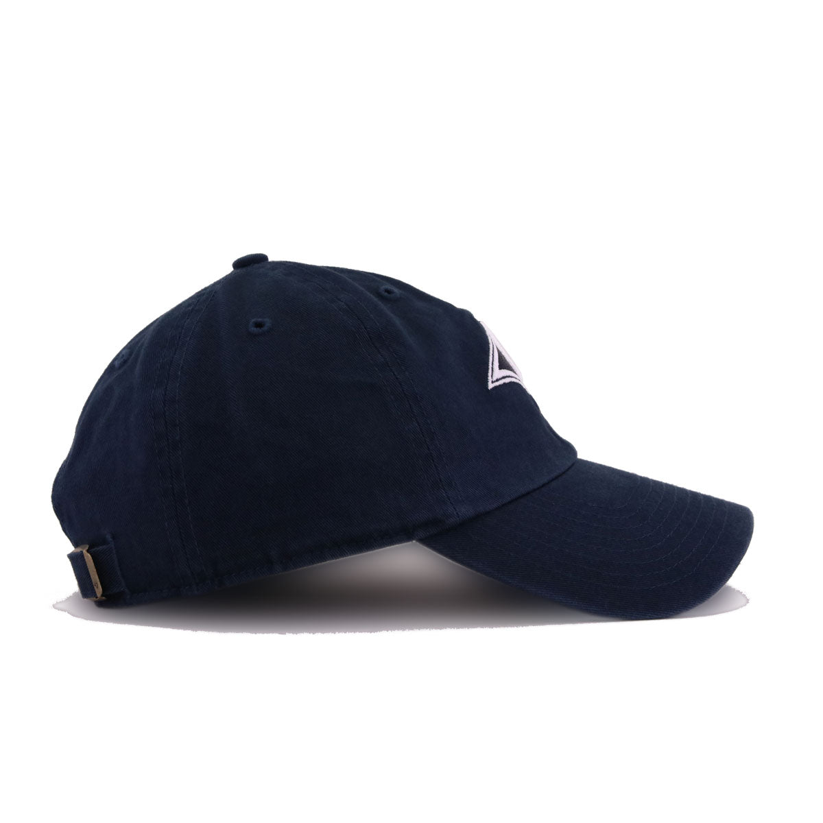 Los Angeles Rams Navy 47 Brand Clean Up Dad Hat