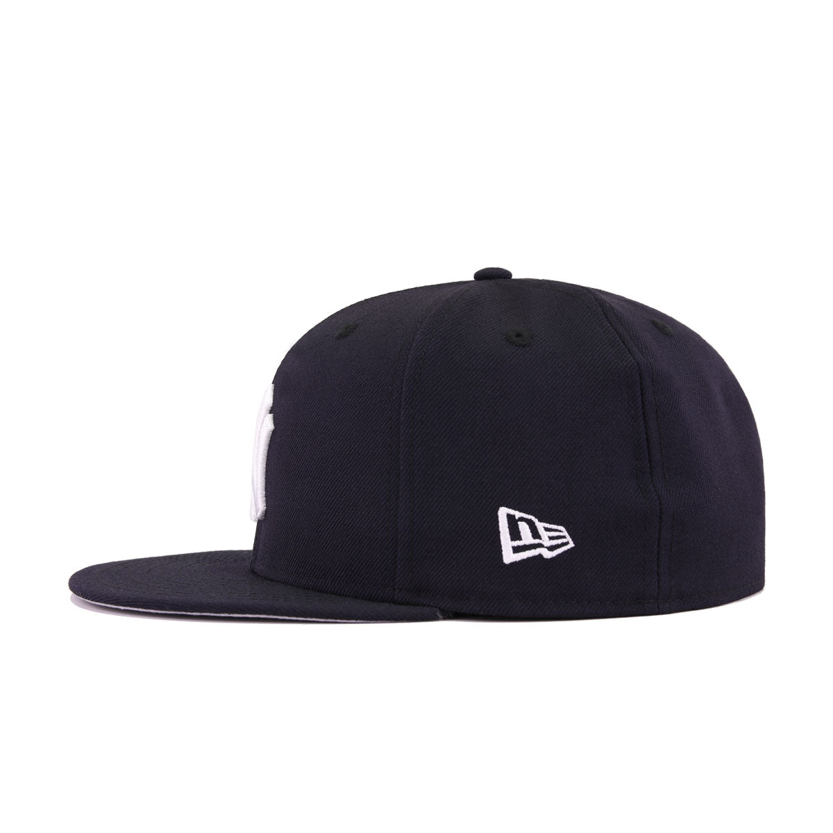 New York Yankees Navy Dominican Republic Crest New Era 59Fifty Fitted