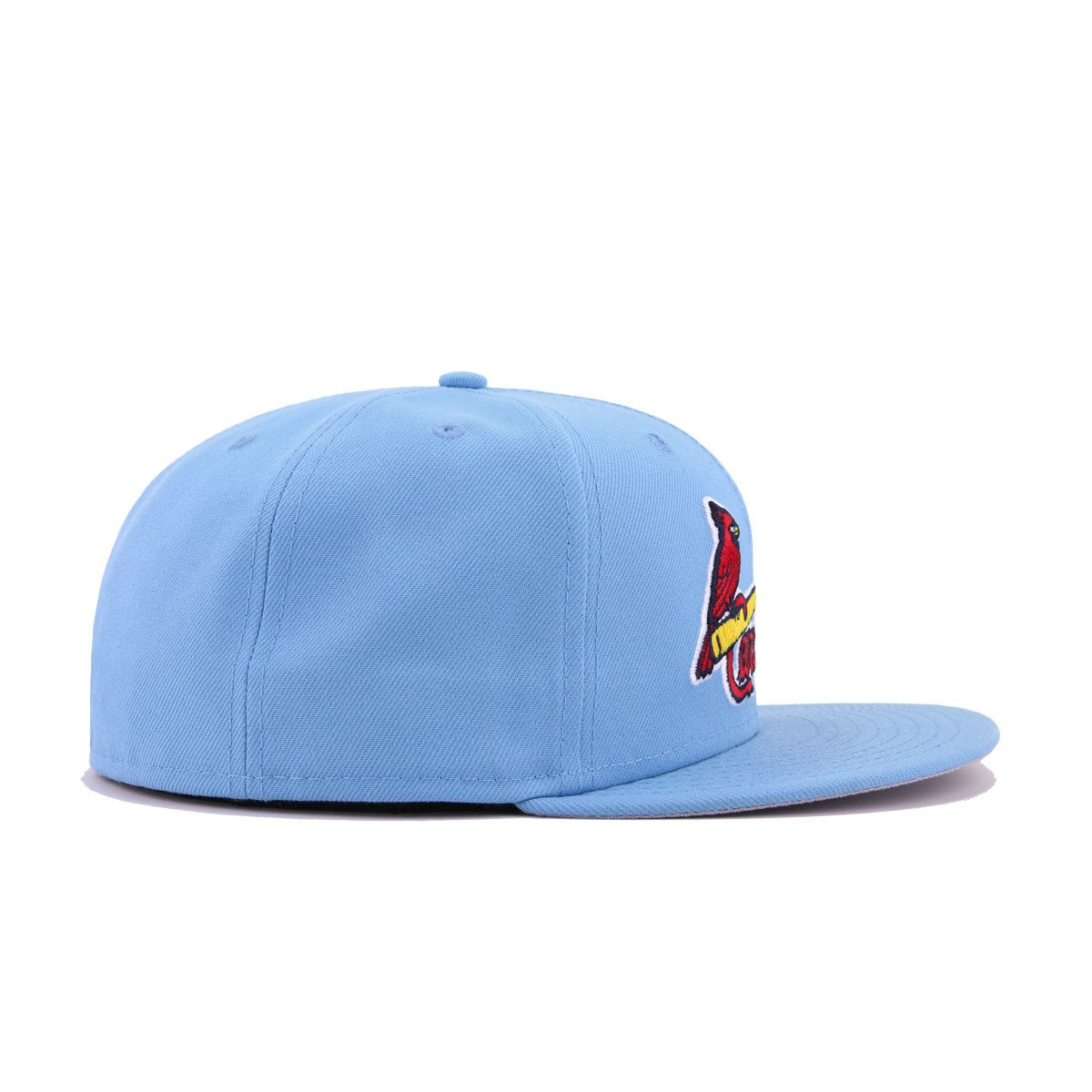 St Louis Cardinals Sky Blue New Era 59Fifty Fitted