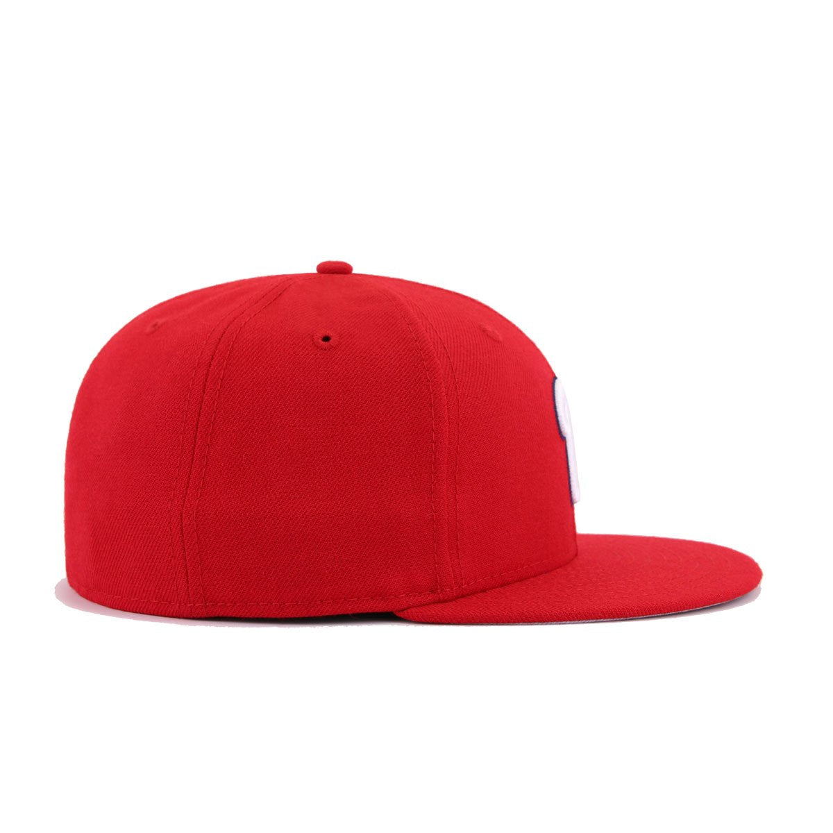 Washington Nationals Scarlet Cooperstown New Era 59Fifty Fitted