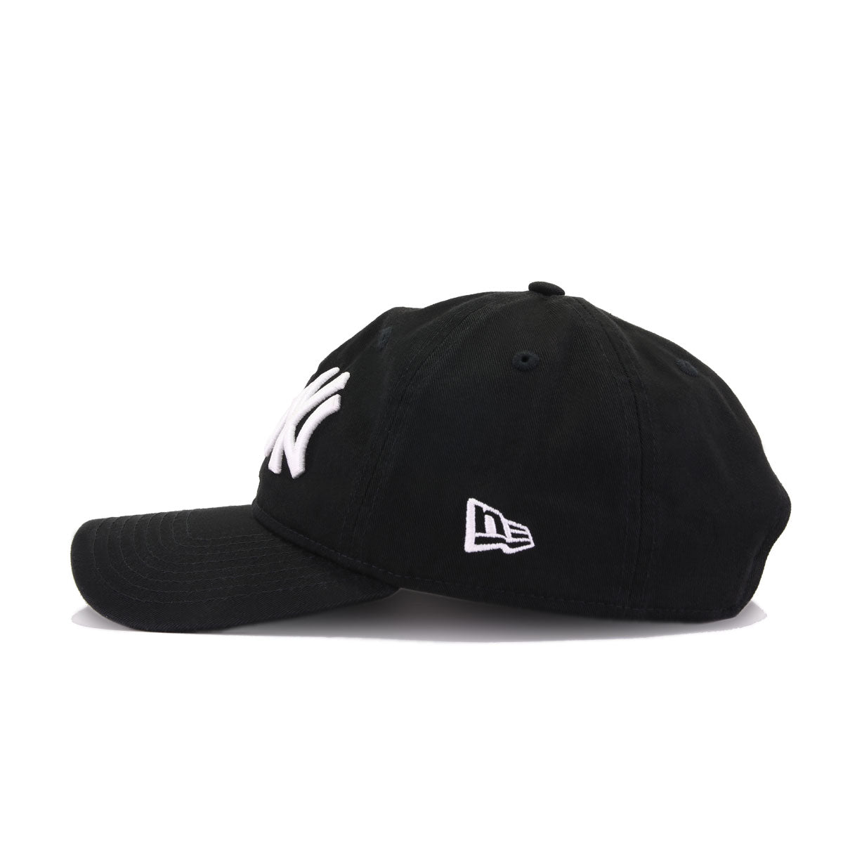 New York Yankees x New York Mets x Hat Heaven Black Subway Series New Era 9Twenty Dad Hat