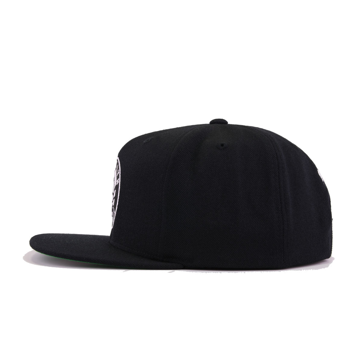 Brooklyn Nets Black Mitchell and Ness Snapback