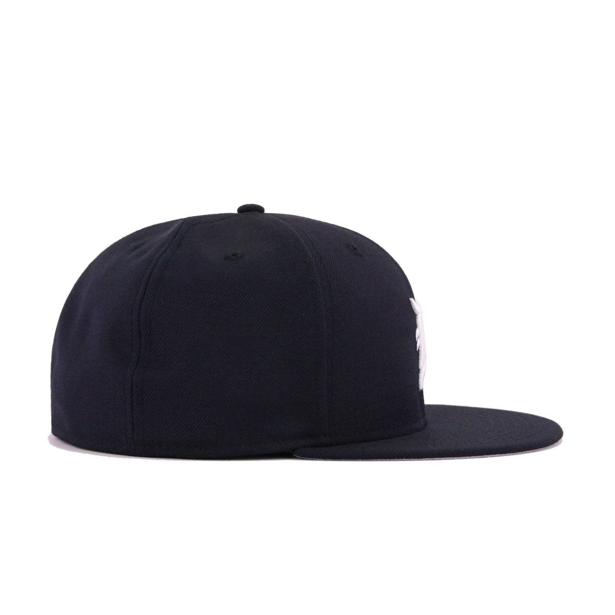 Detroit Tigers Navy New Era 59Fifty Fitted