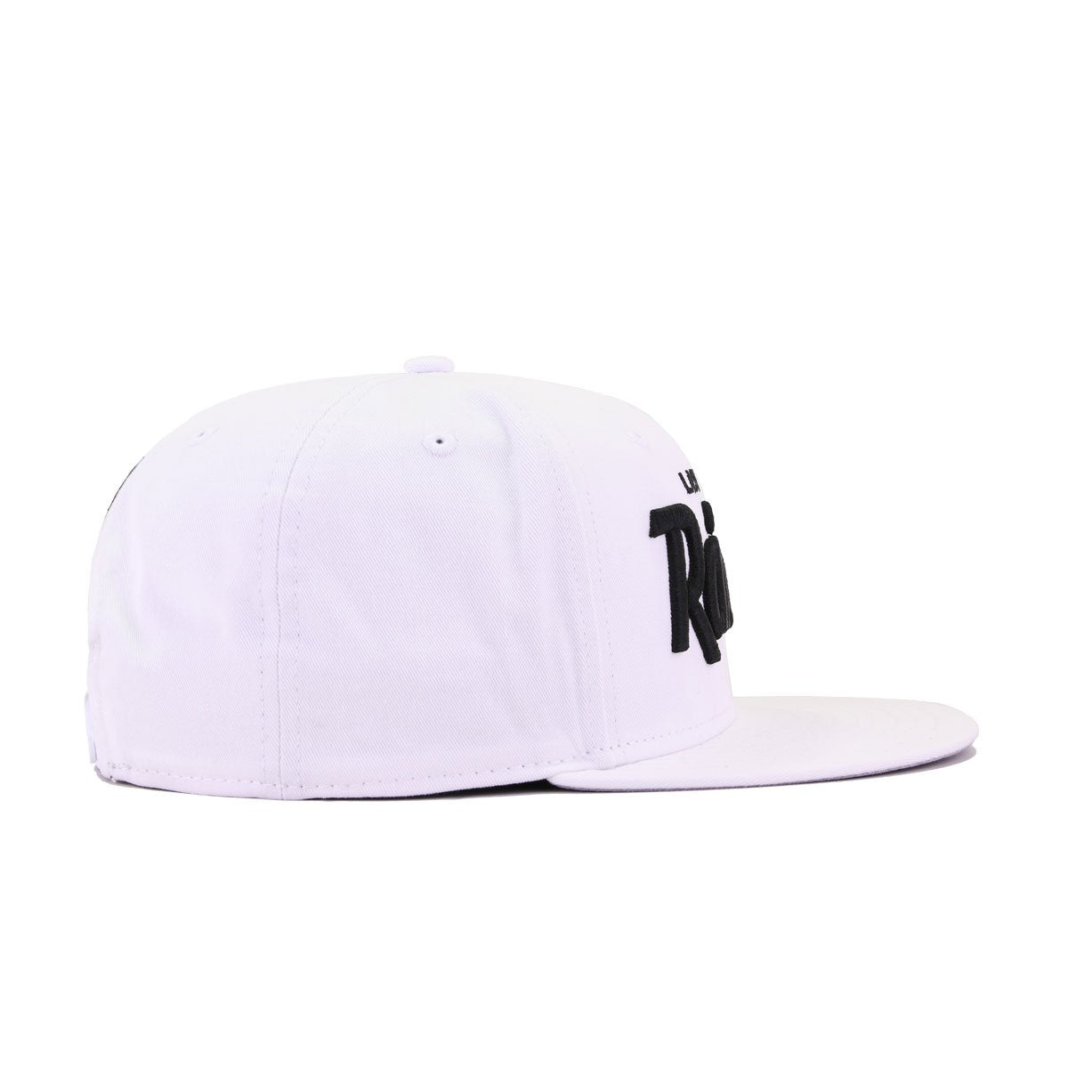 Las Vegas Raiders White Script New Era 9Fifty Snapback