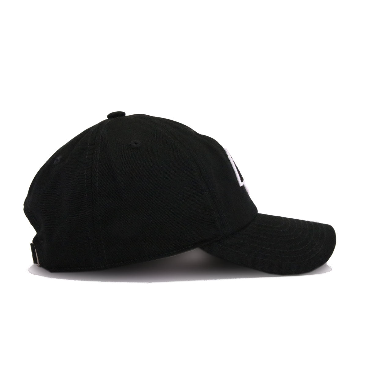 Young Kings Black Field Grade Dad Hat