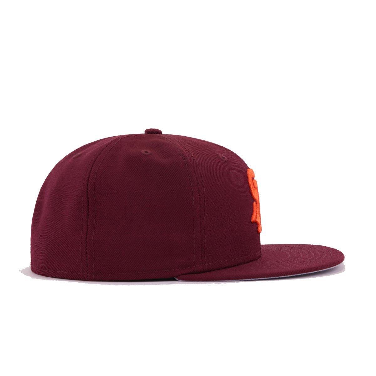 St Louis Browns Maroon New Era 59Fifty Fitted
