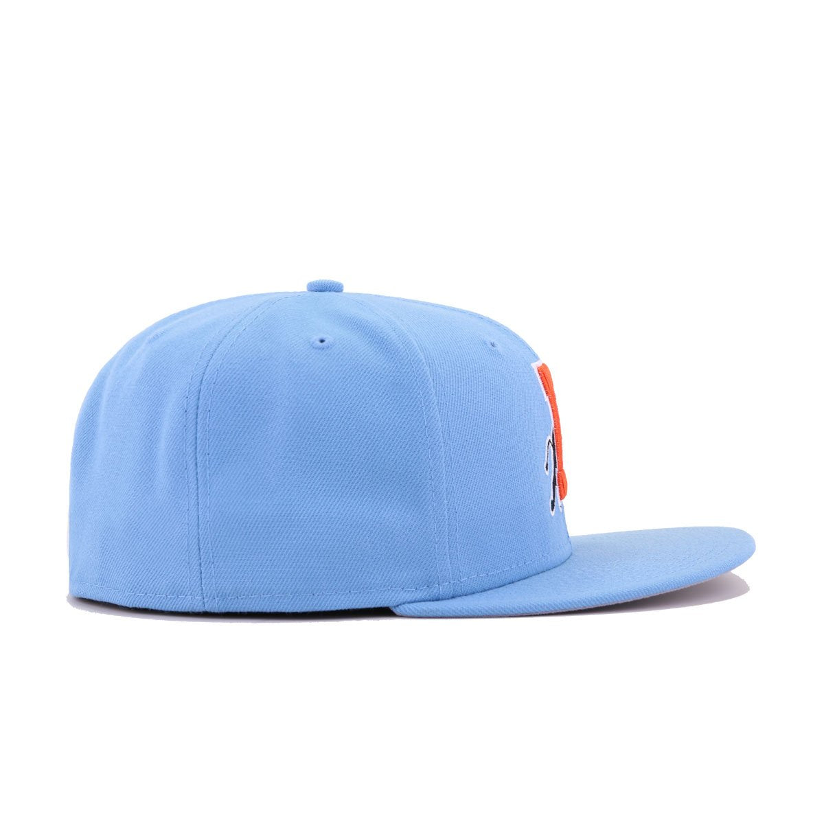 Durham Bulls Sky Blue New Era 59Fifty Fitted