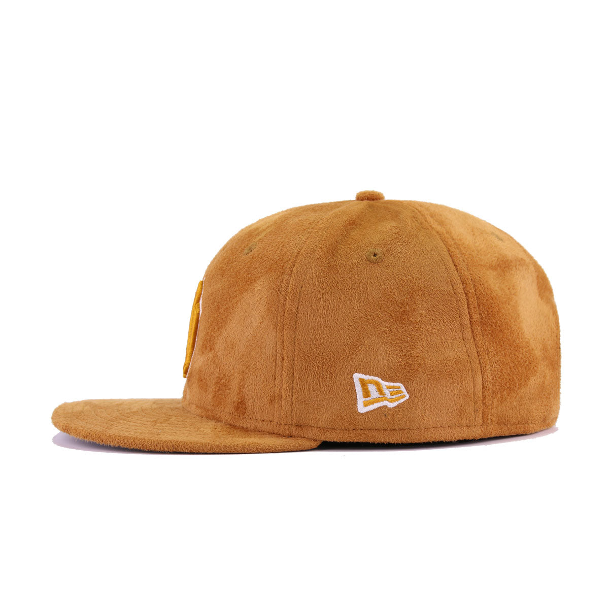 New York Yankees Panama Tan Suede New Era 9Fifty Snapback