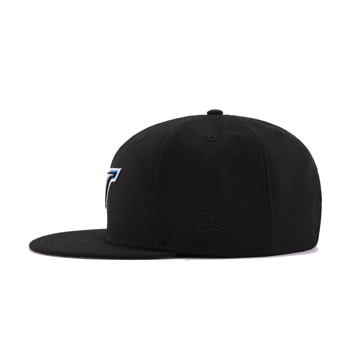 Toronto Blue Jays Black Cerulean Blue Cooperstown New Era 9Fifty Snapback
