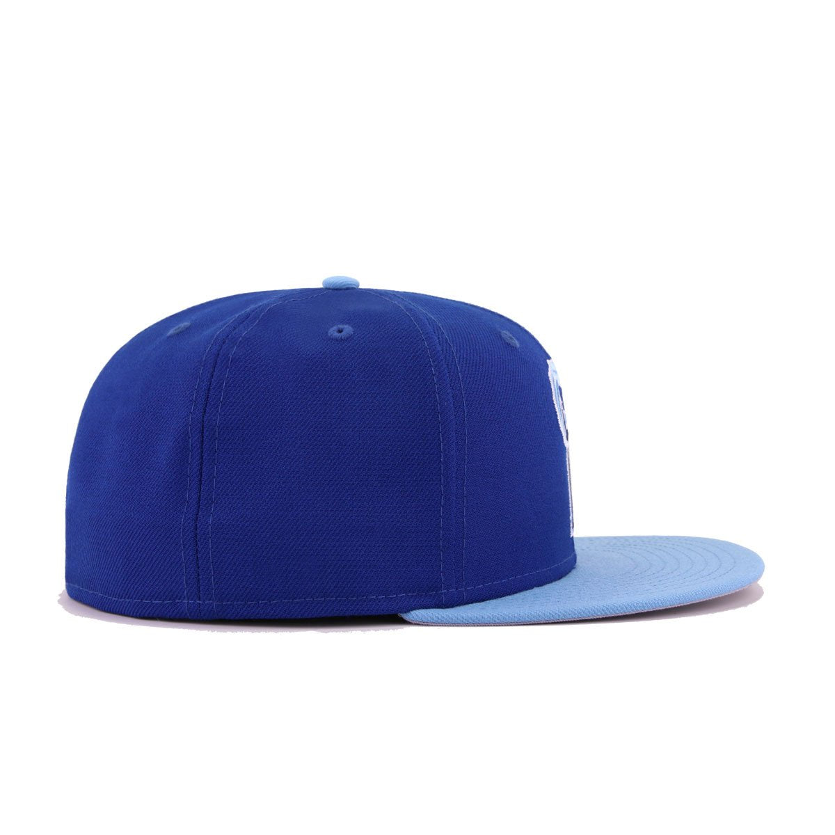 Norfolk Tides Light Royal Blue Sky Blue New Era 59Fifty Fitted