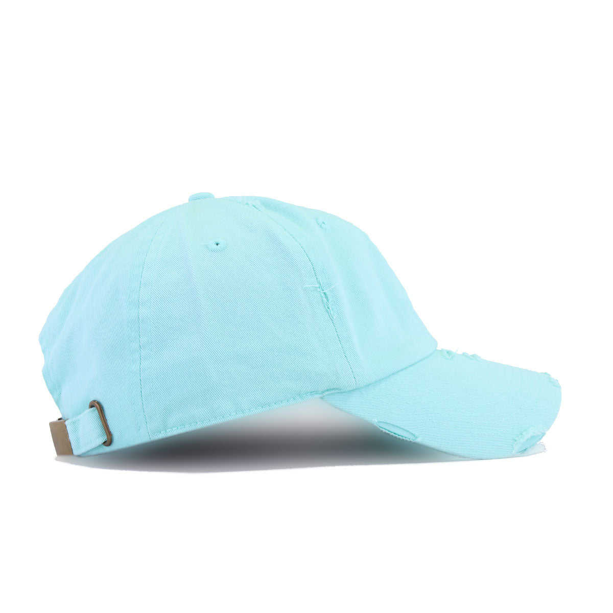 Distressed Mint KBEthos Vintage Dad Hat