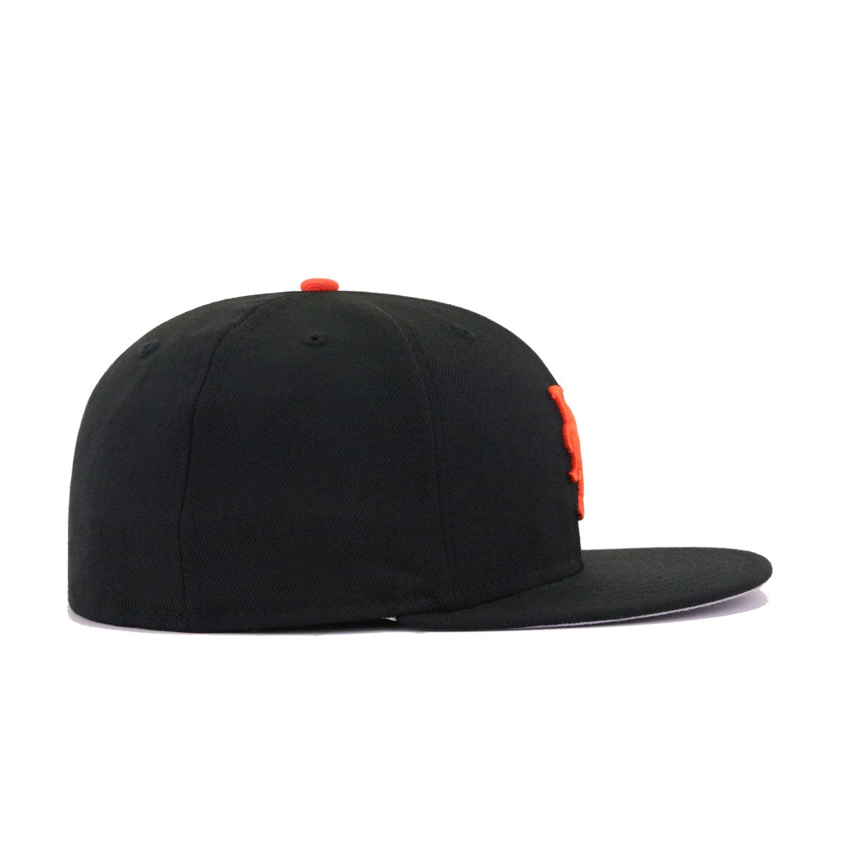New York Giants Black 1954 World Series Cooperstown New Era 59Fifty Fitted