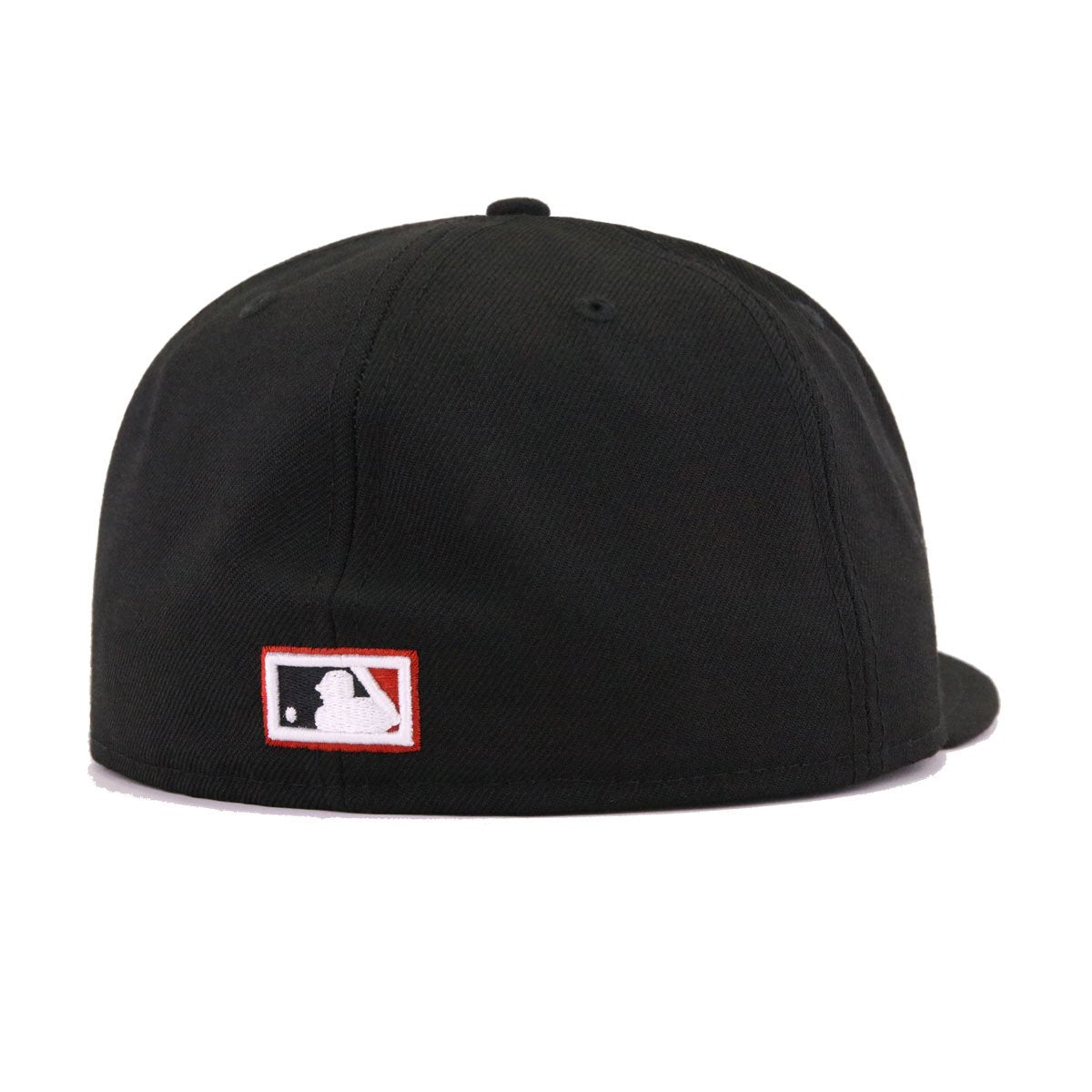Houston Astros Black Terra Cotta Cooperstown New Era 59Fifty Fitted