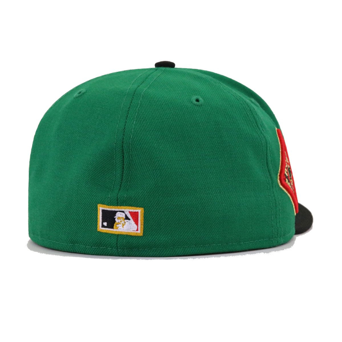 Boston Braves Kelly Green Black 1914 World Series New Era 59Fifty Fitted