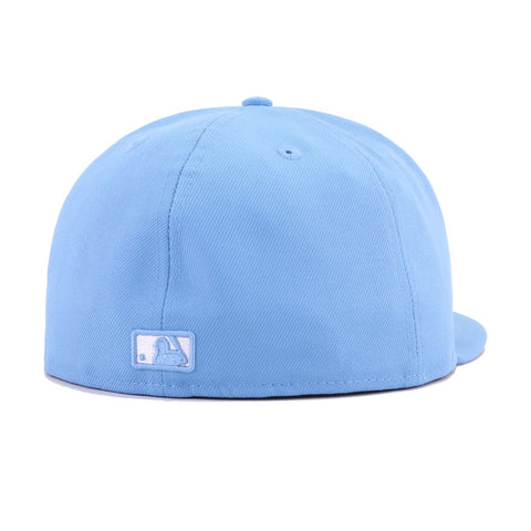 New York Yankees Sky Blue New Era 59Fifty Fitted