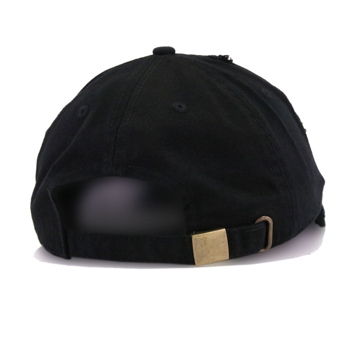 Distressed Black KBEthos Vintage Dad Hat