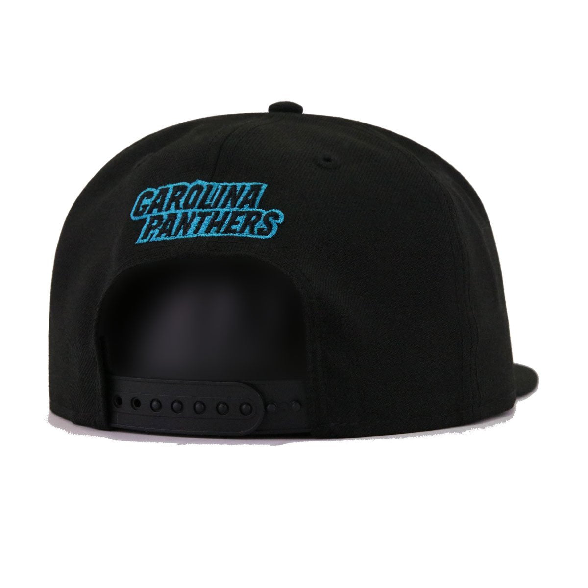 82d3c0e57 Carolina Panthers Black Sunwash Blue New Era 9Fifty Snapback