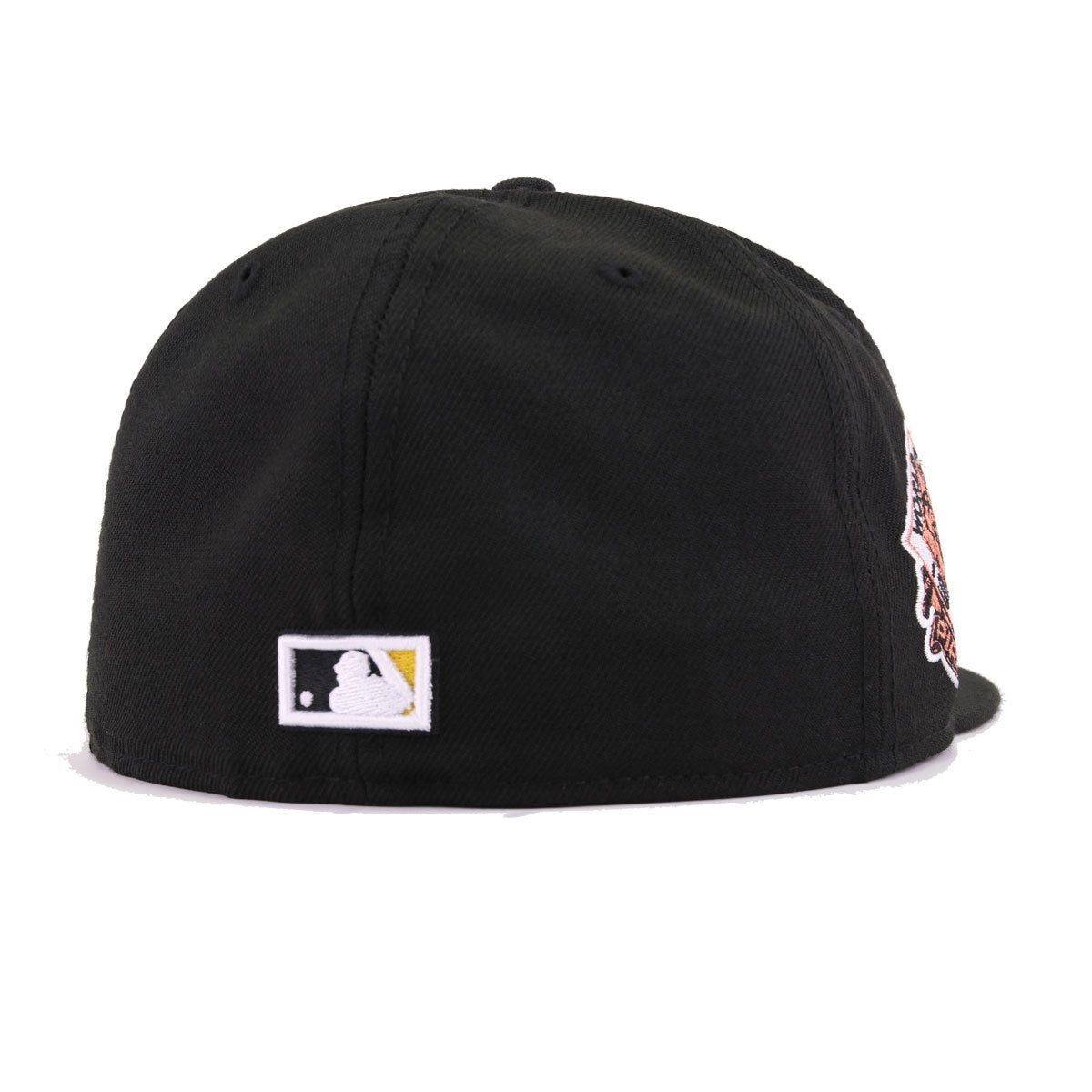 Pittsburgh Pirates Black 1960 World Series New Era 59Fifty Fitted