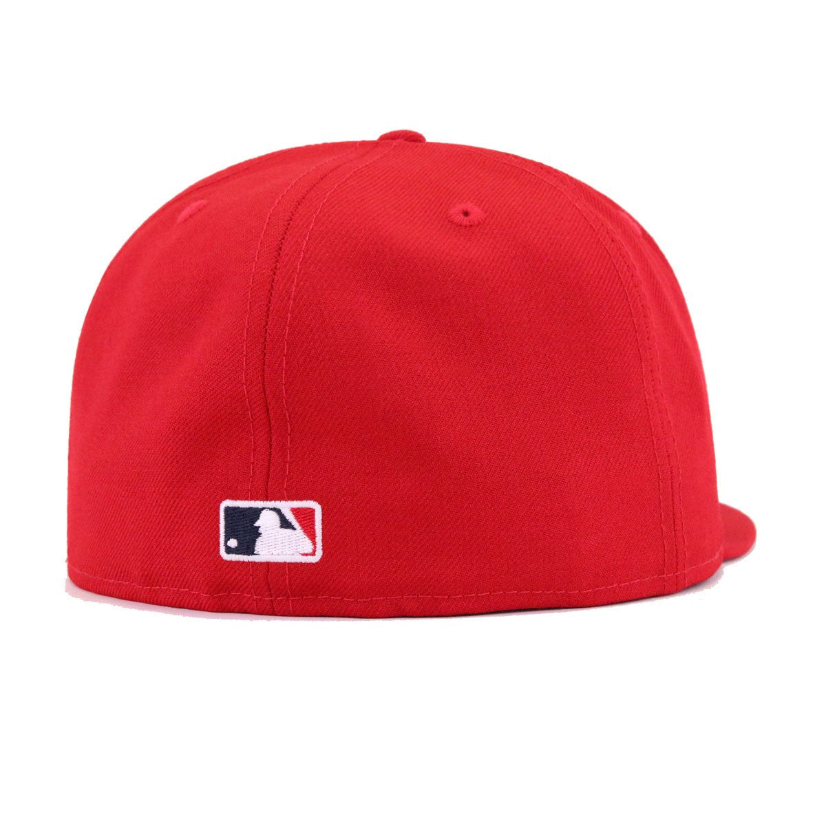 Los Angeles Angels Scarlet New Era 59Fifty Fitted