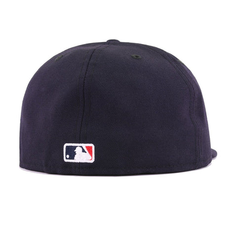 New York Yankees Navy New Era Grey Bottom 59Fifty Fitted