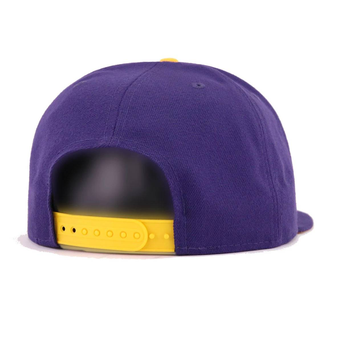 LSU Tigers Varsity Purple New Era 9Fifty Snapback