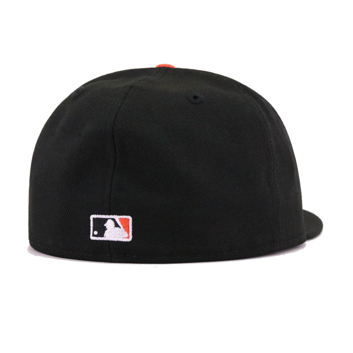 San Francisco Giants Black Grilled Orange New Era 59Fifty Fitted